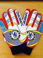 Перчатки вратарские детские клубные CHELSE