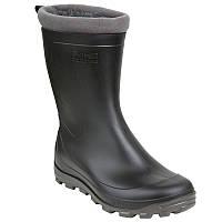 Зимние резиновые сапоги женские, чоботи гумові Solognac Glenarm черные