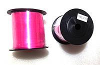 Лента для фольгированных шаров 250 м (розовая)