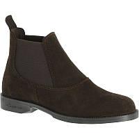 Сапоги мужские, ботинки осенние Fouganza CLASSIC ONE коричневые