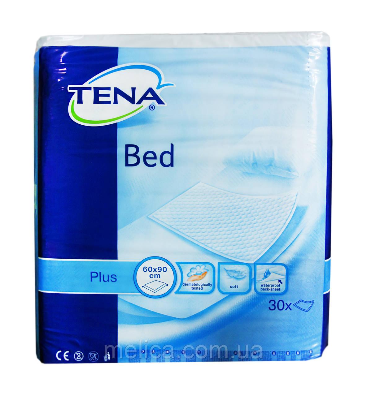 Пеленки TENA Bed Plus (60х90 см) – 30 шт., цена 295,74 грн., купить ... 2e7ddda6474