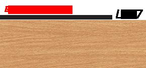 Плинтус напольный 58 мм Lineplast l027 бук ютландский