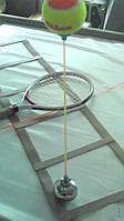 "Набор  для большого тенниса-ракетка, лестница, подставка  под мяч ""Неваляшка"""