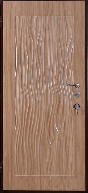 Входные двери модель Альма 3D