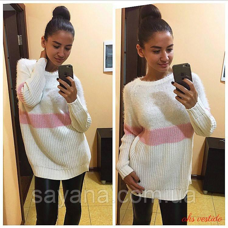 Стильный вязаный свитерок Турция