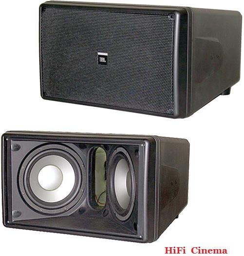 JBL Control SB210  - Двойной 10-дюймовый высокомощный компактный сабвуфер