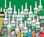 Пена, клей-пена, герметики, силиконы, жидкие гвозди