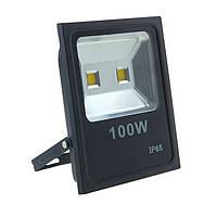 LED прожектор Матричный slim LUMEN 100Вт 6200K