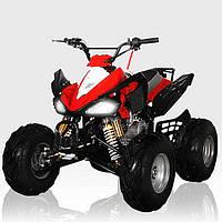 Квадроцикл ATV 8016 110cc: 50км/ч, БЕНЗИН - КРАСНЫЙ, СИНИЙ - купить оптом