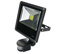 LED прожектор Матричный slim LUMEN 50Вт (с датчиком)