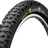 Покрышка Continental RUBBER QUEEN (trail king) 26*2,4 FOLD black