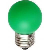 Лед лампа светодиодная зелёный шар G45 1,2W Е27 Lemanso LM705