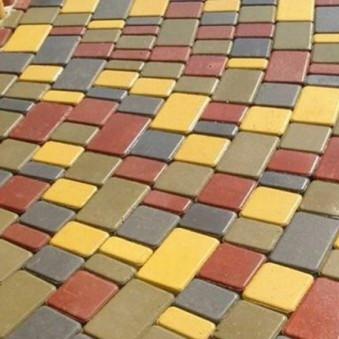 Красный пигмент для бетона