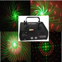 Совмещенный гобо(8 патернов)- феерверк лазер BEMULTI