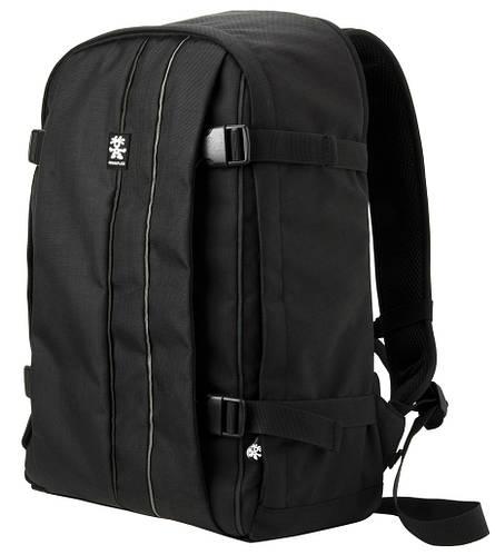 """Рюкзак для зеркалки фото-видео и ноутбука 15"""" Crumpler Jackpack Full Photo Backpack (dull black) JPFBP-001 чер"""