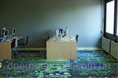 Коммерческий офисный износостойкий ковролин, фото 2