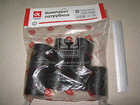 Патрубок радиатора ЮМЗ, Д-65 (к-т 4шт)  (производство Дорожная карта ), код запчасти: DK-1348