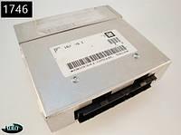 Электронный блок управления (ЭБУ) Opel Ascona C 1.6 87-89г (C16NZ / E16NZ)