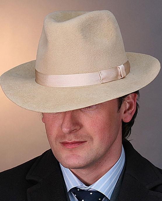 Мужская  шляпа из фетра  цвета под заказ - ИНТЕРНЕТ МАГАЗИН       СТИЛЬ в Каменском