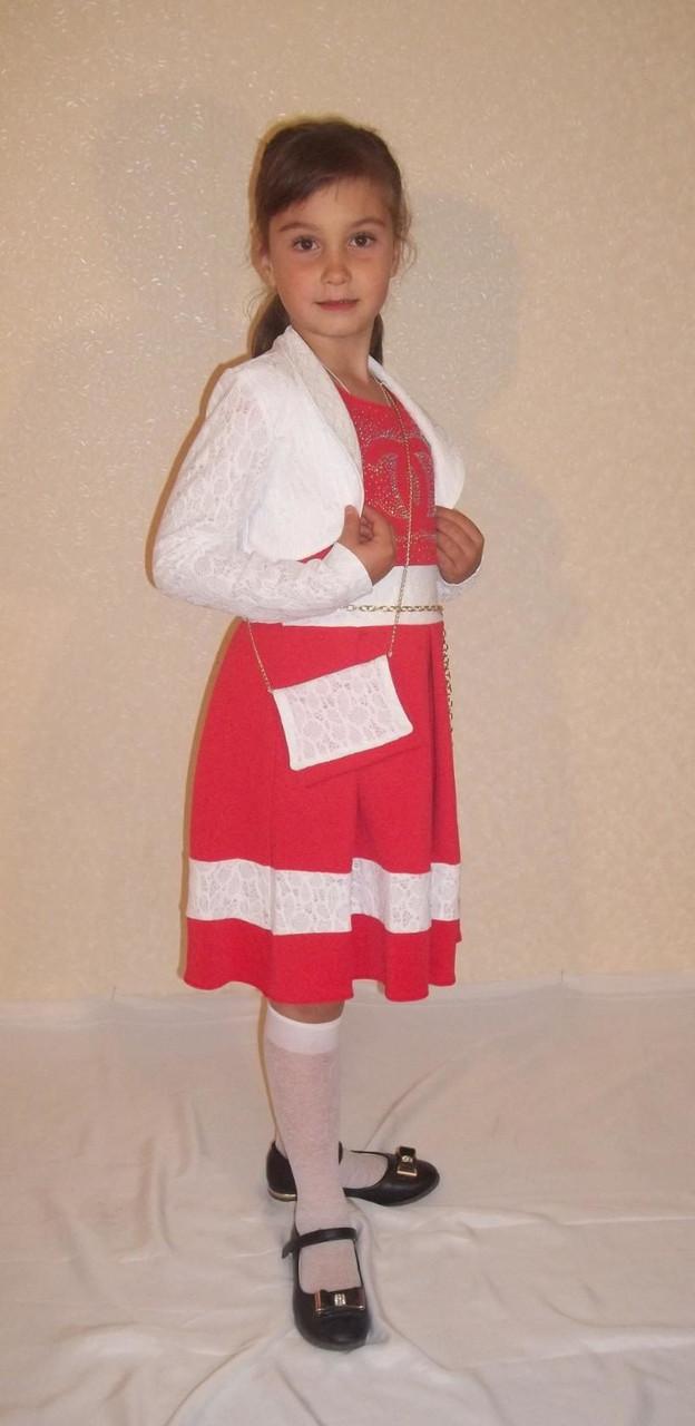 Дитячий сукні Шанель корал