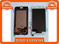 Дисплей Samsung SM-J500H Galaxy J5 white with touc