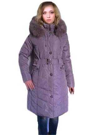 Пальто зимнее женское, фото 2