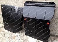 Защита двигателя Ниссан Навара (стальная защита поддона картера Nissan Navara)