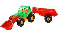 Трактор Орион с прицепом, 993