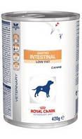 Royal Canin Gastro Intestinal Low Fat при нарушении пищеварения Острый и хронический панкреатит  420 гр