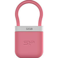USB флешка SiliconPower Unique 510 32Gb Pink ( SP032GBUF2510V1P ), фото 1