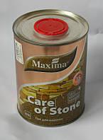 Лак для Камня бетона на водной основе стирол-акриловый Maxima матовый 0,75 л