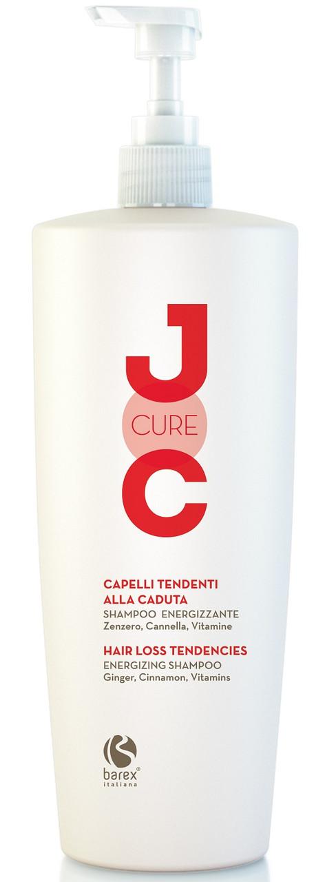 Barex Joc Cure NEW Шампунь против выпадения волос (корица-имбирь-витамины) 1000 мл