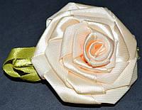 Уточка роза, персиковый(2 шт) 11_9_39a3