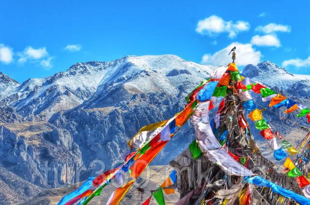 Туры  Непал + Тибет