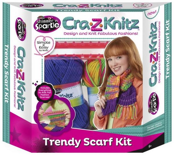 Наборы для творчетсва Cra-Z-Knitz