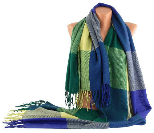 Стильный женский широкий шарф Traum 2493-63