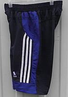 Шорты трикотажные Adidas мужские 42-50р черные