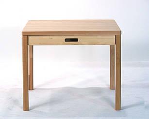 """Письменный деревянный стол """"Стив"""" для школьника"""