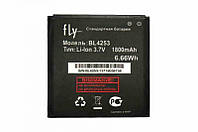 Аккумуляторная батарея для телефона FLY BL-4253 для телефона IQ443 Trend 1800mAh