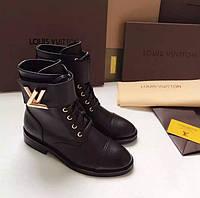 Модные женские ботинки LOUIS VUITTON WONDERLAND
