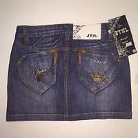 Юбка джинсовая Турция С М L