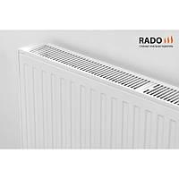 Стальной панельный радиатор RADO 500/1500 тип22