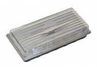 Крышка прозрачная для кассет, 18, 36, 50 ячеек, 440х205х45 мм (69-168) шт.