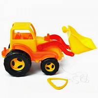 Трактор с ковшом, 5078