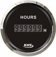Счетчик моточасов Wema (Kus) черный 52мм