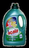 Пятновыводитель-отбеливатель для цветных и деликатных вещей Scala 1L