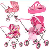 Кукольная коляска MELOGO 9391***