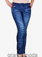 Джинсы подростковые модные ОБ 74-84