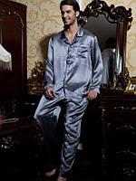 """Пижама """"SilkLine-24"""" рубашка и штаны (цвет: граффити)"""