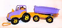 Трактор с прицепом, 5013